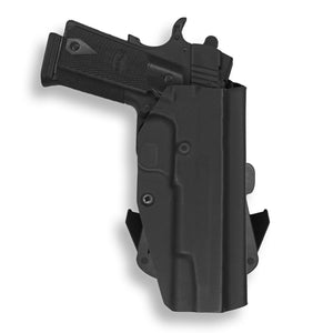 "Sig Sauer 1911 5"" No Rail Only 45ACP OWB Holster"