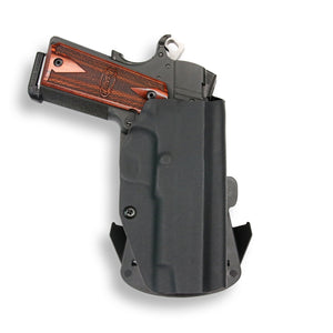 "Sig Sauer 1911 4.2"" No Rail Only 45ACP OWB Holster"