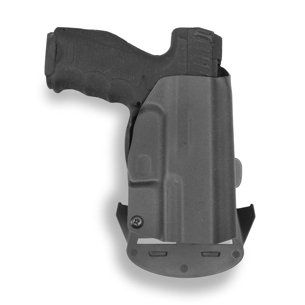 Heckler & Koch (H&K) VP40sk OWB KYDEX Concealed Carry Holster