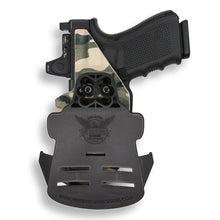 Glock 32 MOS RDS Red Dot Optic Cut OWB Holster