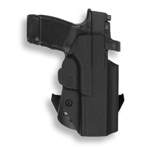 Springfield Hellcat RDP Micro-Compact 9mm with Manual Safety OWB Holster