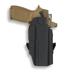 Sig Sauer P320 Full Size with Manual Safety RDS OWB Holster