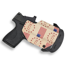 Smith & Wesson M&P Shield / M2.0 9mm/.40 Pro RDS Red Dot Optic Cut OWB Holster