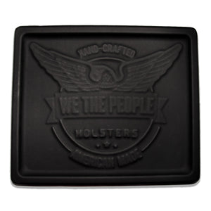 We The People Holsters Logo Kydex Dump Tray