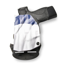 Ruger Security-9 OWB KYDEX Holster In the waistband concealed carry holster
