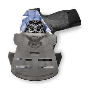 "Springfield XD-S 4.0"" 9MM/45ACP OWB Kydex Concealed Carry Holster"