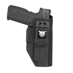 "Springfield Armory XDm 4.5"" Fullsize KYDEX IWB Concealed Carry Holster"