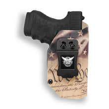 Glock 30/29 IWB Kydex Concealed Carry Holster