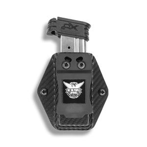 Universal Mag Carrier Kydex Concealed Carry IWB Magazine Carrier / Holster