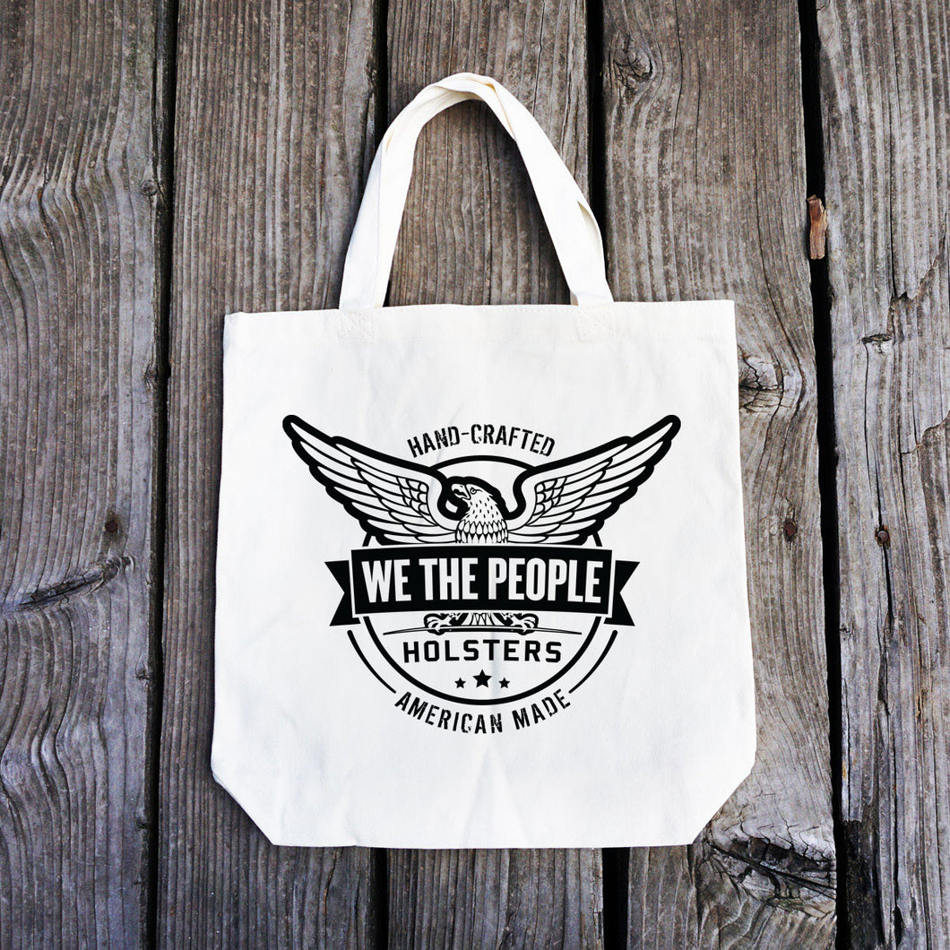 We The People Logo Tote Bag