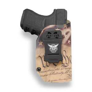 Glock 30S IWB Kydex Concealed Carry Holster