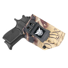 Bersa Thunder 380 KYDEX IWB Concealed Carry Holster