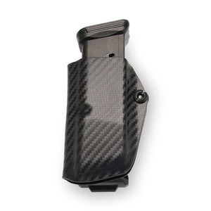 Mag Carrier Glock 19 23 32 9mm/.40/.357 Kydex Concealed Carry IWB Magazine Carrier / Holster