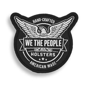 We The People Holsters Logo Patch