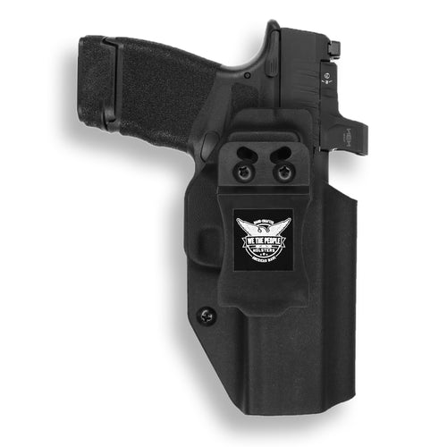 Springfield Hellcat RDP Micro-Compact 9mm with Manual Safety IWB Holster