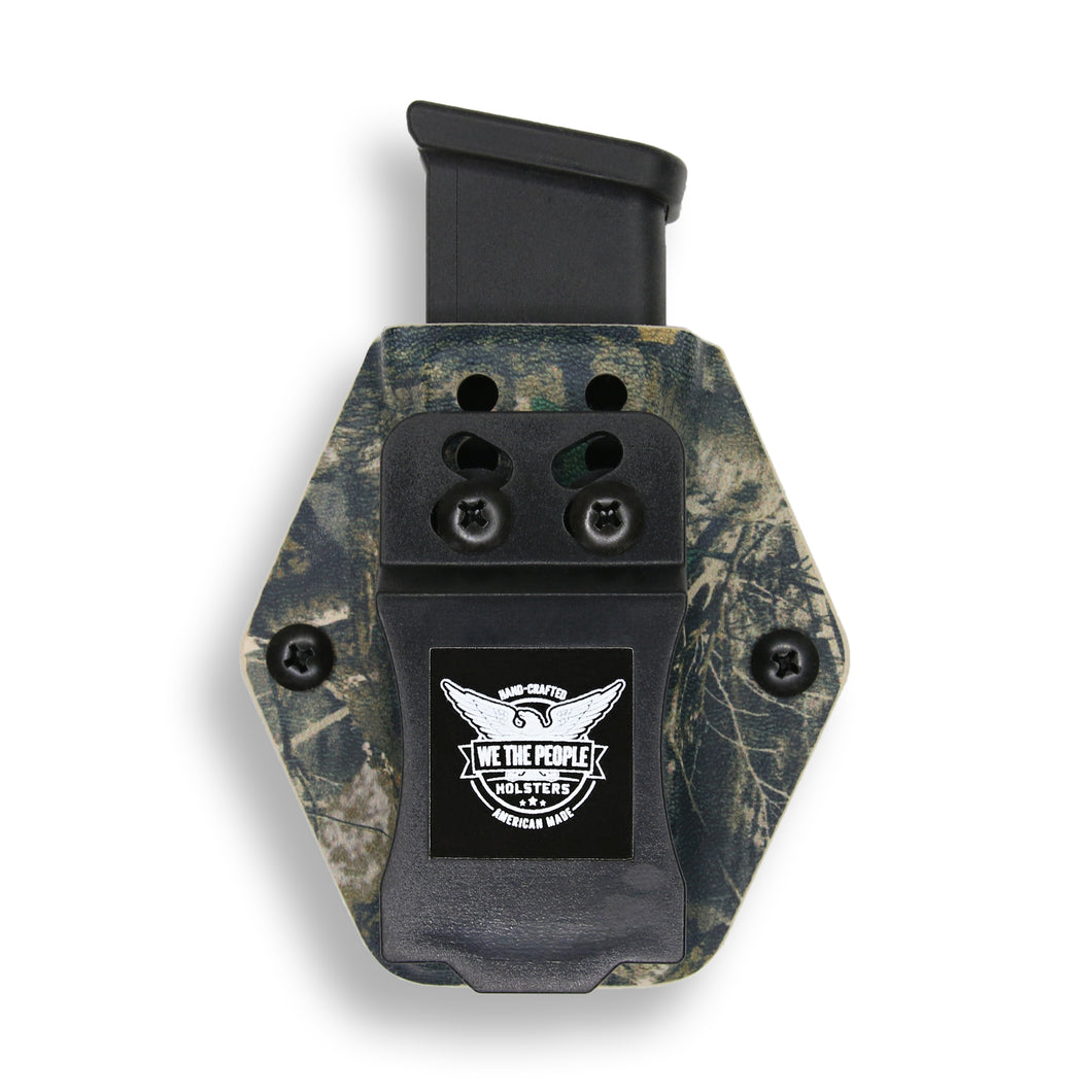 Realtree Universal Mag Carrier Kydex Concealed Carry IWB Magazine Carrier / Holster