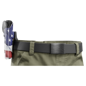 American Flag  Kydex OWB Paddle holster Custom Designed Paddle
