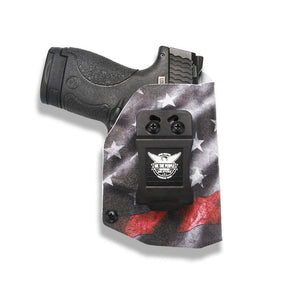 FN FNX-9 / FNX-40 KYDEX IWB Concealed Carry Holster
