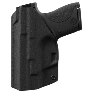 Black Custom Kydex IWB Holster for concealed carry