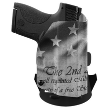 "1911 4"" Commander No Rail Only OWB Kydex Holster for Concealed Carry"