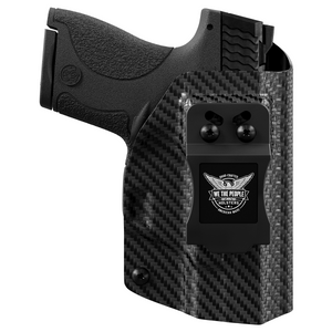 Carbon Fiber Custom Kydex IWB Holster for concealed carry