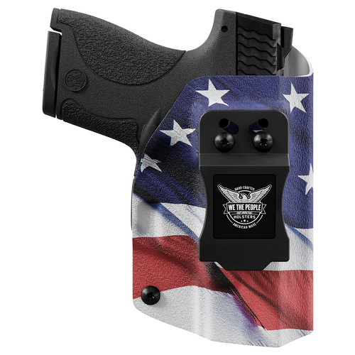 American Flag Custom Kydex  IWB Holster for concealed carry