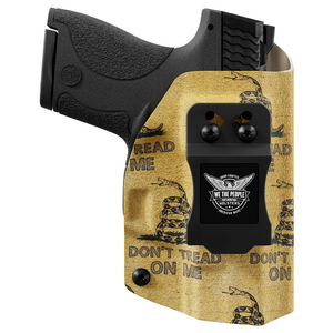 OWB Kydex Holster Don/'t Tread USA Flag Taurus