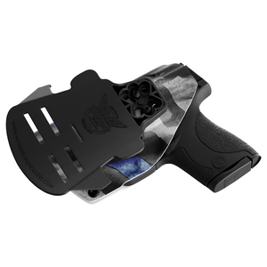 Thin Blue Line Kydex OWB Paddle holster Custom Designed Paddle