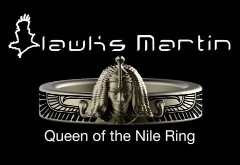 Queen of the Nile Ring