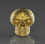Full skull Deco Ring