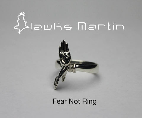 Fear Not Ring