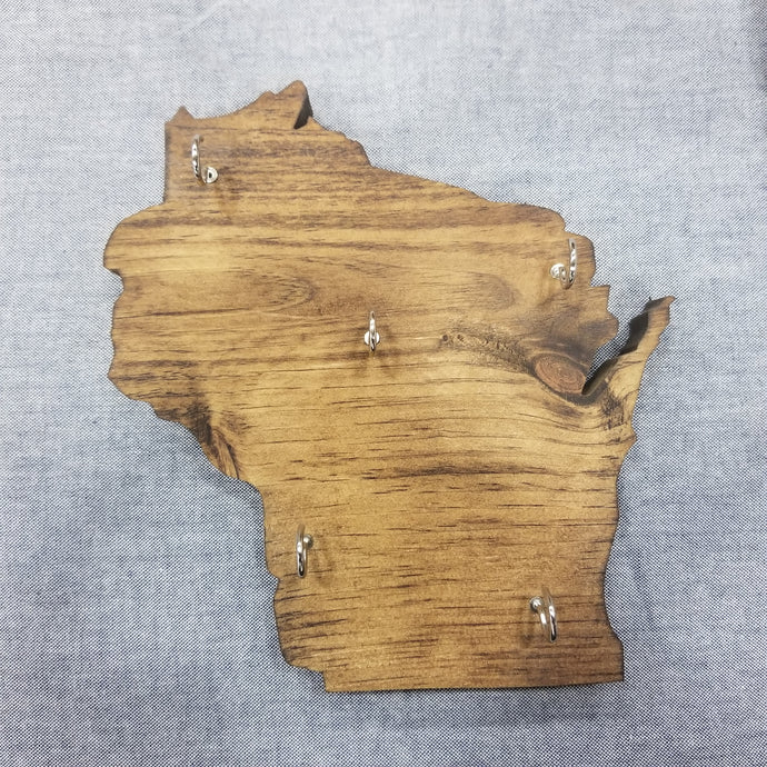 Wisconsin Keychain Holder