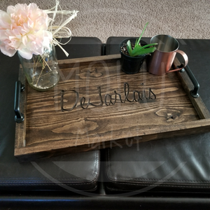 Customizable Serving Tray