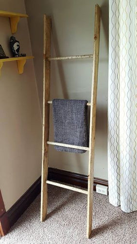 Decorative Blanket/Towel Ladder