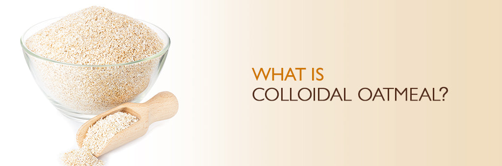 What is colloidal oatmeal?