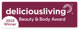 Delicious Living Beauty and Body Award