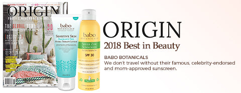 Origin Magazine: 2018 Best In Beauty