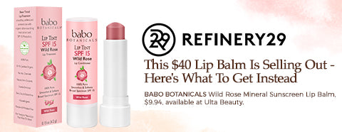 The Refinery - Lip Tint Conditioner