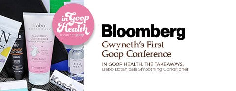 Bloomberg - Gwyneth's First Goop Conferencee