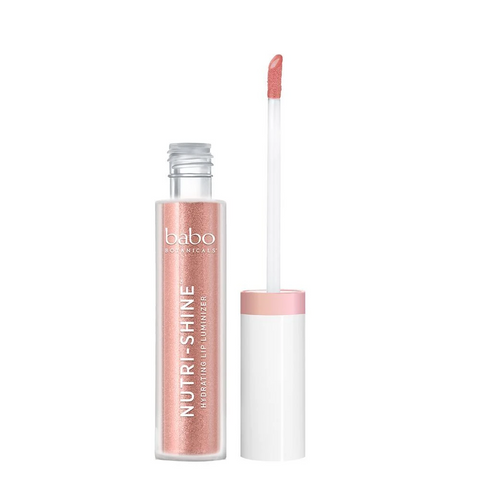 Babo Botanicals's Nutri-Shine Hydrating Lip Luminizer for dry lips