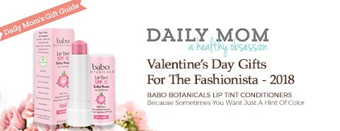 Daily Mom Valentine's Day Gifts for the Fashionista 2018