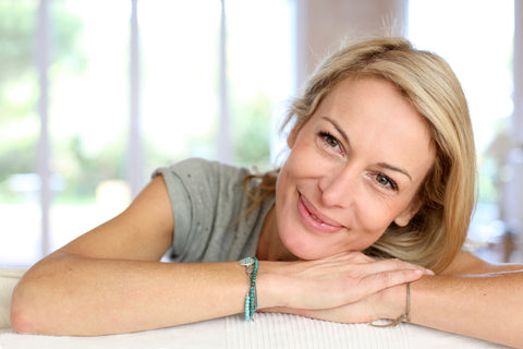 woman wondering how to hydrate skin