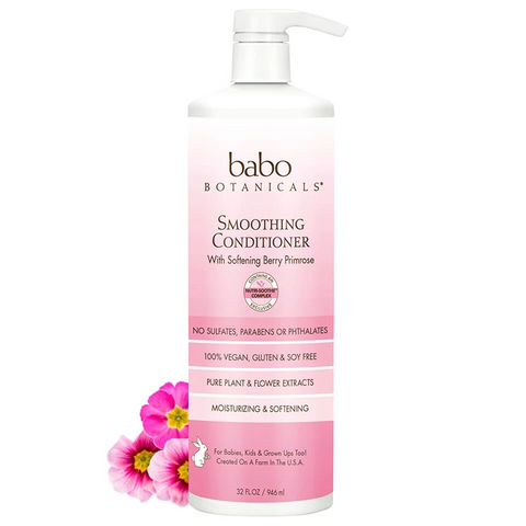 Babo Botanicals's Smoothing Detangling Conditioner