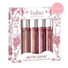 NEW! Nutri-Shine™ Luminizer Vegan Lip Gloss Radiant Mulberry