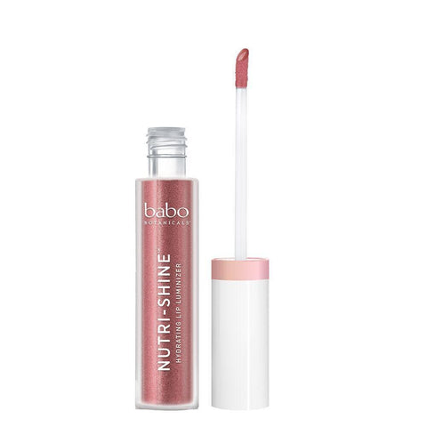 Nutri-Shine™ Luminizer Vegan Lip Gloss Radiant Mulberry-Babo Botanicals