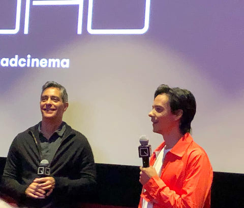 Frédéric Tcheng Halston interview at Quad cinema