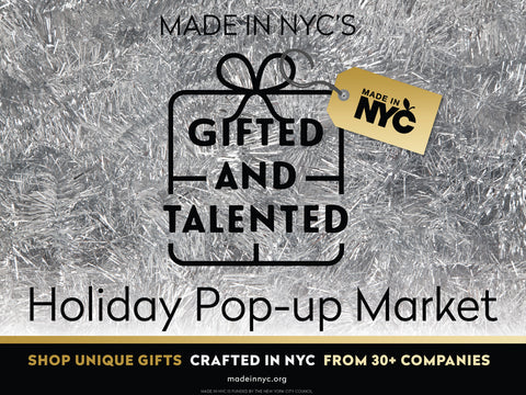 #shoplocal #shopsmall at the #giftedandtalented market!