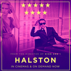 Halston a documentary by Frédéric Tcheng
