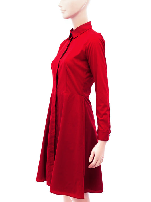 RED HOOK RIDING DRESS
