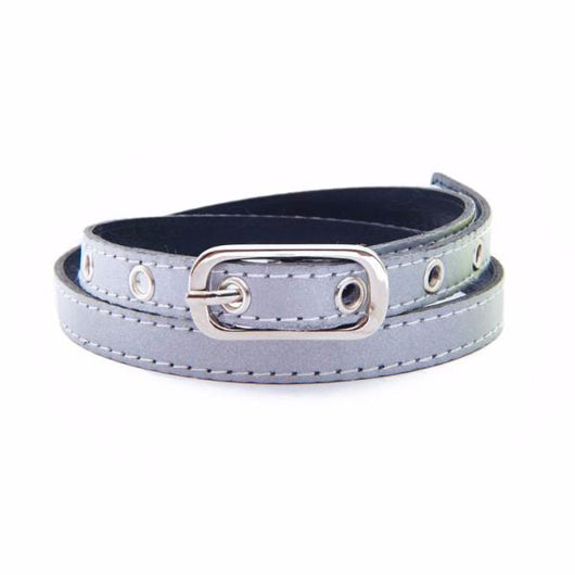 SKINNY BELT Quick Silver